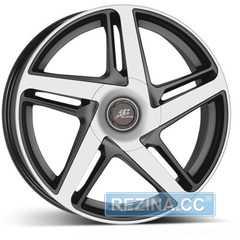 Купить AEZ AirBlade Black matt/polished R18 W8 PCD5x114.3 ET45 DIA71.6