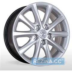 Купить REPLICA Toyota TY 327TL HS R16 W6.5 PCD5x114.3 ET45 DIA60.1
