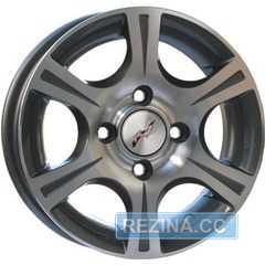 Купить RS WHEELS Classic 796 MG R12 W4.5 PCD4x100 ET35 DIA67.1