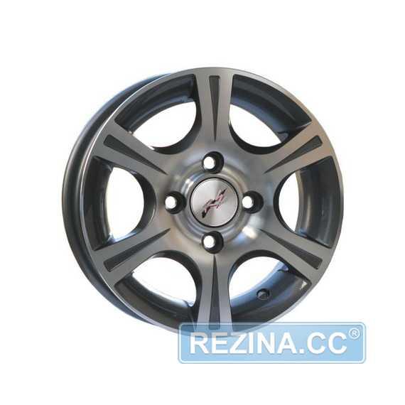RS WHEELS Classic 796 MG - rezina.cc