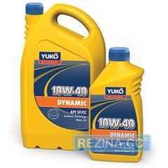 Моторное масло YUKOIL Dynamic - rezina.cc