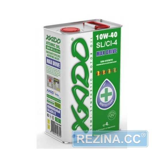Моторное масло XADO Atomic Oil - rezina.cc