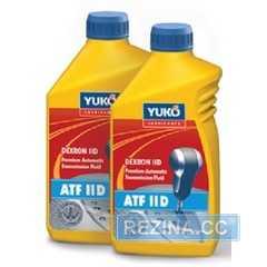 Трансмиссионное масло YUKOIL ATF IID - rezina.cc