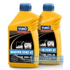 Купить Моторное масло YUKOIL Master Synt 4T 10W-30 SL/CF (1л)