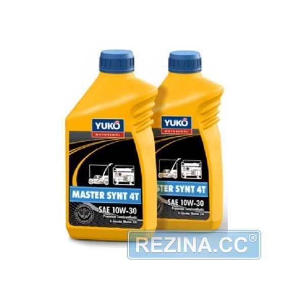 Моторное масло YUKOIL Master Synt 4T - rezina.cc