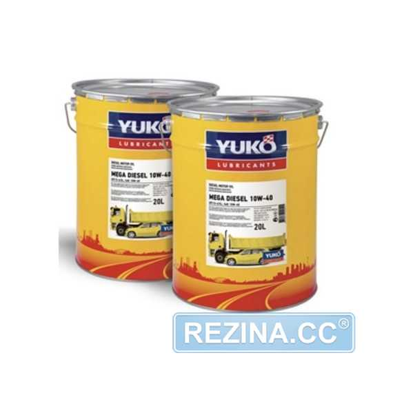 Моторное масло YUKOIL Mega Diesel - rezina.cc