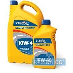 Купить Моторное масло YUKOIL Semisynthetic 10W-40 SL/CF (1л)