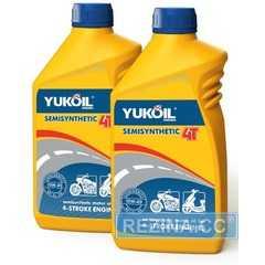 Моторное масло YUKOIL Semisynthetic 4T - rezina.cc
