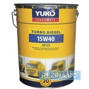 Купить Моторное масло YUKOIL Turbo Diesel 15W-40 CD/SF (20л)