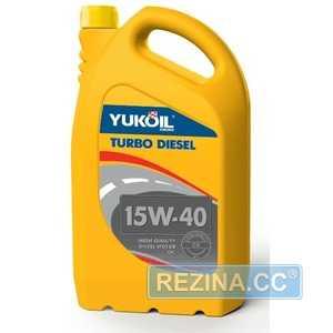 Купить Моторное масло YUKOIL Turbo Diesel 15W-40 CD/SF (5л)