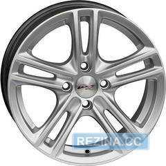 Купить RS WHEELS Classic 5163tl HS R14 W6 PCD4x108 ET38 DIA63.4