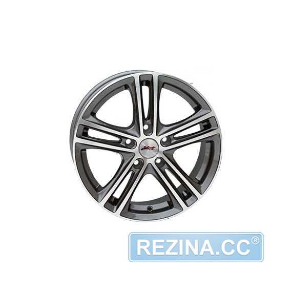 RS WHEELS Wheels Classic 5163TL MG - rezina.cc