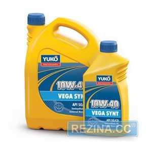 Купить Моторное масло YUKOIL Vega Synt 10W-40 SG/CD (5л)