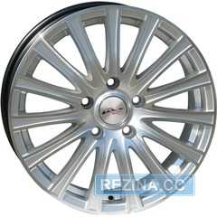 Купить RS WHEELS Classic 1084 MHS R16 W6.5 PCD5x105 ET38 DIA56.6