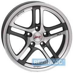 RS WHEELS Tuning 584J DGM - rezina.cc