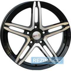 Купить RS WHEELS Tuning 5338TL MB R16 W6.5 PCD5x112 ET45 DIA57.1