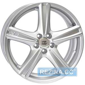 Купить WSP ITALY Lima VL54 W1254 Super silver R19 W8 PCD5x108 ET49 DIA67.1