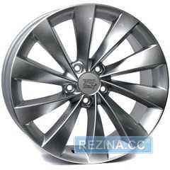Купить WSP ITALY Ginostra W456 Silver R17 W7 PCD5x112 ET47 DIA57.1