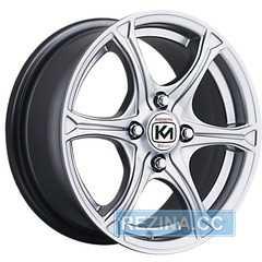 Купить KORMETAL KM 745 HB R15 W6.5 PCD4x114.3 ET40 DIA67.1