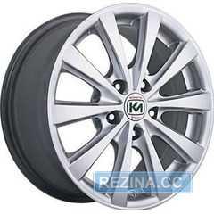 Купить KORMETAL KM 776 HB R16 W7 PCD5x110 ET42 DIA67.1