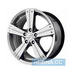 Купить KORMETAL MF67 HB R17 W7.5 PCD5x110 ET42 DIA67.1