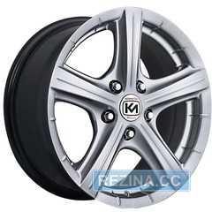 Купить KORMETAL KM 246 S R16 W7 PCD4x114.3 ET40 HUB67.1