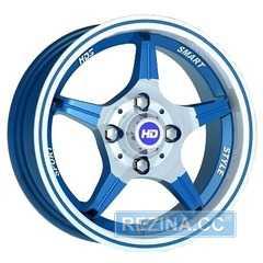 Купить HDS 019 G6 R13 W5.5 PCD4x98 ET20 DIA58.6