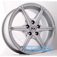 Купить KORMETAL KM 225 S R15 W6.5 PCD4x114.3 ET37 DIA67.1