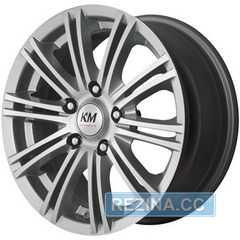 Купить KORMETAL KM 685 D R15 W6.5 PCD5x110 ET40 DIA67.1