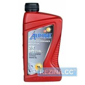 Купить Моторное масло ALPINE 2T Special TC (1л)