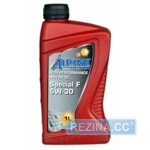 Купить Моторное масло ALPINE Special F 5W-30 SN/CF GF-4 (1л)