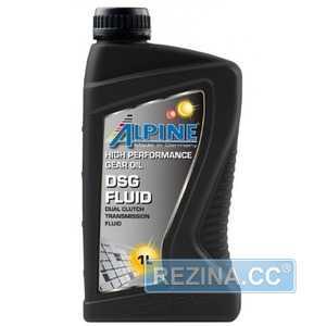 Купить Трансмиссионное масло ALPINE DSG Fluid (1л)