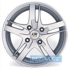 Купить KORMETAL KM 805 S R15 W6.5 PCD5x114.3 ET40 DIA67.1