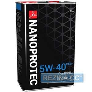 Купить Моторное масло NANOPROTEC Engine Oil 5W-40 PDI+ (4л)