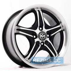 Купить KORMETAL KМ 183 BD R13 W5.5 PCD4x114.3 ET30 DIA69.1