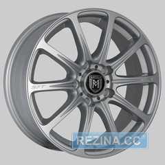 MARCELLO MR-01 Silver - rezina.cc