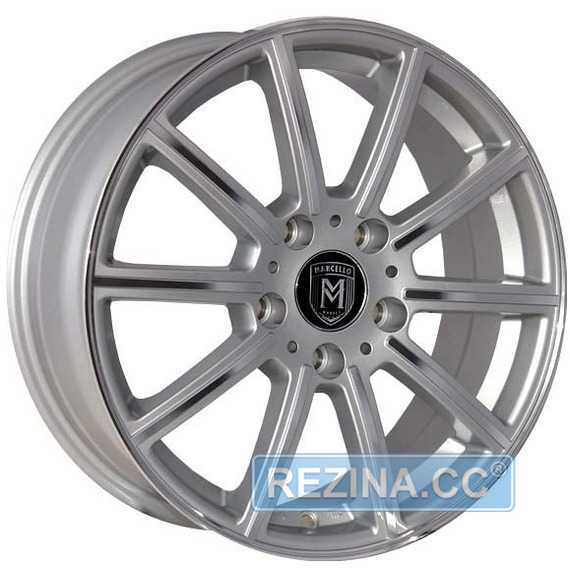 MARCELLO MR-11 Silver - rezina.cc