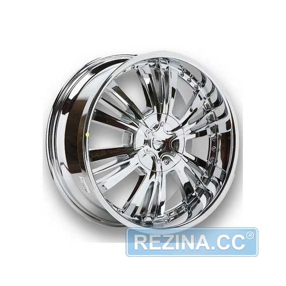 MKW ZR-12 Chrome - rezina.cc