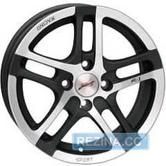 Купить RS WHEELS 584 DBM R16 W7 PCD5x114.3 ET46 HUB67.1