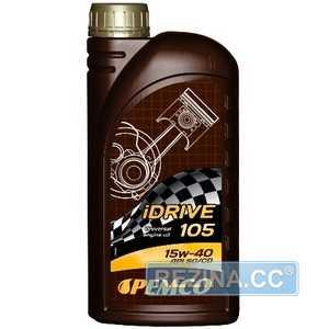 Купить Моторное масло PEMCO iDrive 105 15W-40 SG/CD (1л)