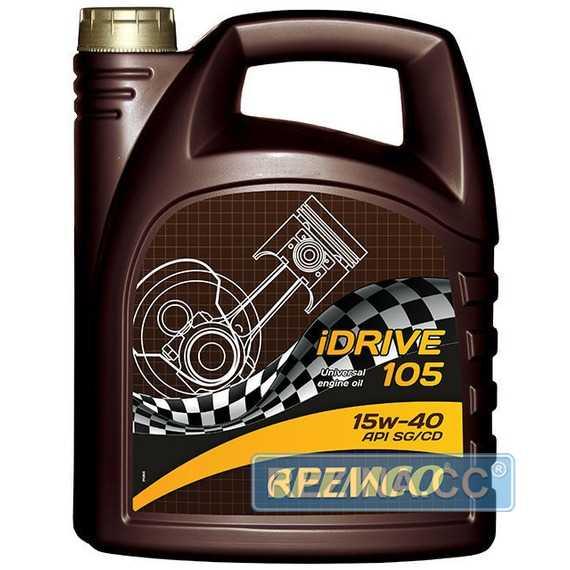 Моторное масло PEMCO iDrive 105 - rezina.cc
