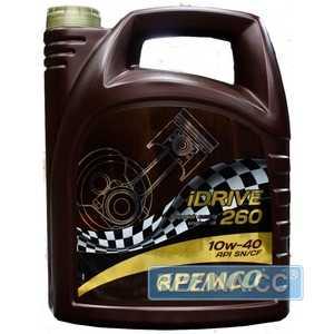 Купить Моторное масло PEMCO iDrive 260 10W-40 SN/CF (5л)