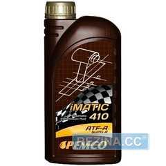 Трансмиссионное масло PEMCO iMatic 410 ATF-A - rezina.cc