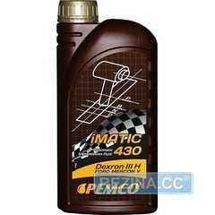 Трансмиссионное масло PEMCO iMatic 430 ATF Dexron III - rezina.cc