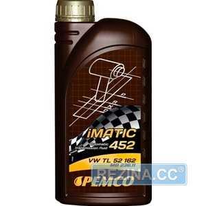 Купить Трансмиссионное масло PEMCO iMatic 452 AG 52 (1л)