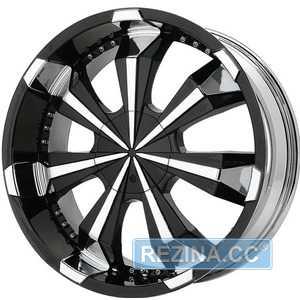 Купить VERDE 57 Black Ice R17 W8 PCD5x120 ET15 DIA74.1