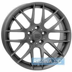 Купить WSP ITALY BMW BASEL W675 BM20 MATT GUN METAL R18 W8.5 PCD5x120 ET37 DIA72.6