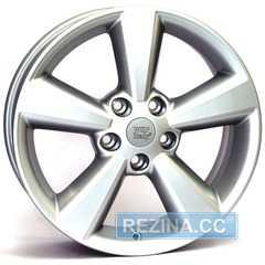 Купить WSP ITALY NISSAN QASHQAI NI50 SILVER W1850 R17 W6.5 PCD5x114.3 ET40 DIA66.1