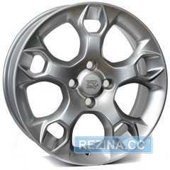Купить WSP ITALY FORD NURNBERG FO51 SILVER W951 R15 W6 PCD4x108 ET52.5 DIA63.4