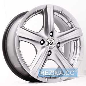 Купить KORMETAL KM 245 HB R15 W6.5 PCD5x112 ET35 DIA66.6